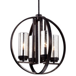 Industrial Chandeliers by Edvivi LLC