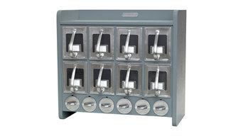 Kitchen Storage Cabinet, Norwegian Grey, Medium