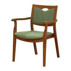 London Beech Contemporary Dining Chair