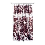 Marimekko Tuuli Brown Shower Curtain
