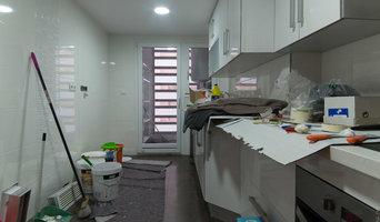 Oficina convertida en vivienda