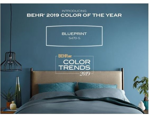 Behr S 2019 Colour Of The Year Is Here