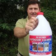 30 SECONDS Outdoor Cleaner's photo