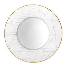 Vista Alegre Carrara Soup Plates, Set of 4