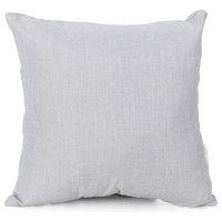 Charlotte Modern Throw Pillow