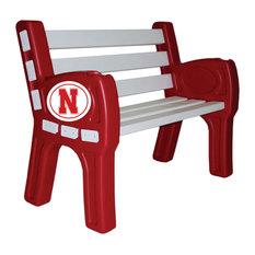 University Of Nebraska Park Bench