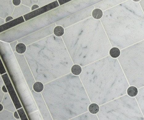 Carrara Mosaic - Mosaic Tile