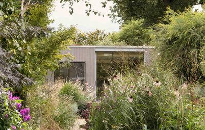 Room Tour: A Garden Pavilion Provides Flexible Added Space