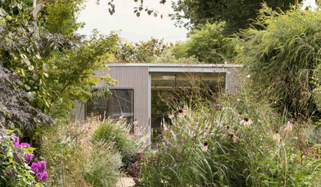 Room Tour: A Garden Pavilion Provides Flexible Added Space