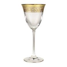 Tavola Decor - Denver Wine Glass, Set of 6 - Wine Glasses