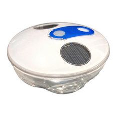 Blue Wave Products, Inc - Solar Underwater Light Show Floating Pool Light - Hot Tub and Pool Accessories