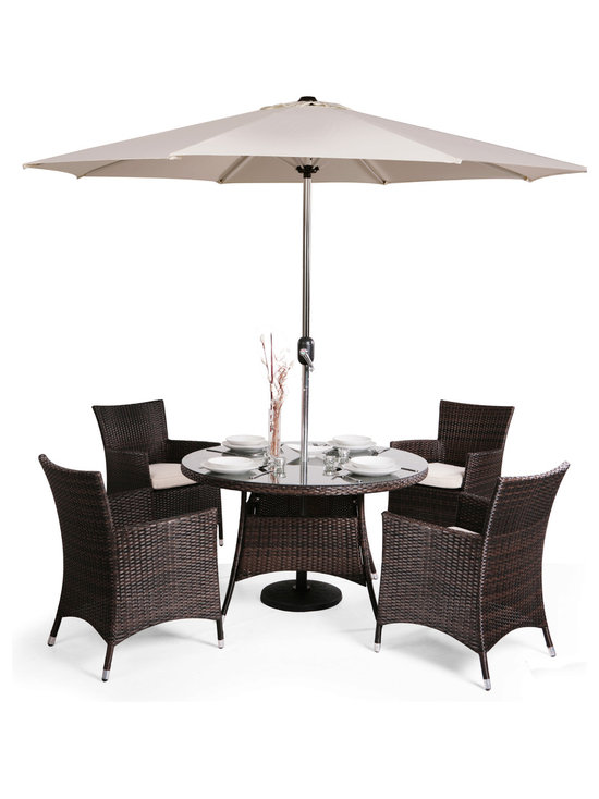 Rattan Garden Furniture 4 Seater garden furniture