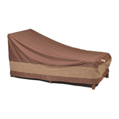 """Duck Covers Ultimate 86""""L Patio Chaise Lounge Cover"""