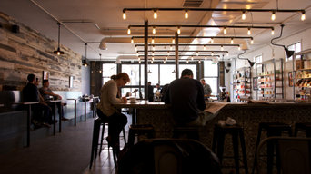 Retail Coffee House Space
