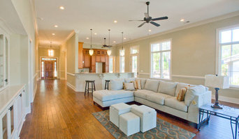 Gavigan Homes open floor plans Beaufort SC