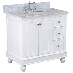 Awesome Traditional Bathroom Vanities And Sink Consoles by Kitchen Bath Collection
