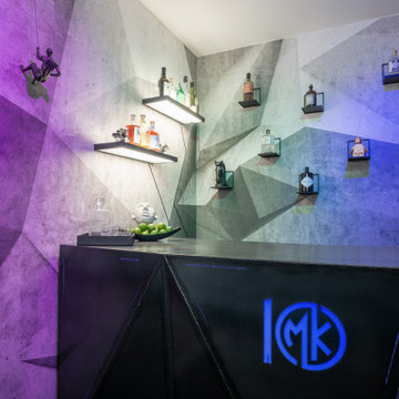Gaming Room Twitch