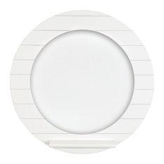 Beachcomber Mirror, Circular, 55 cm