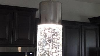Lighting install