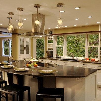 2011 nkba best before after kitchen in oakton for Best kitchen designs 2011