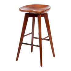 boraam industries inc bali swivel stool walnut bar stools and counter