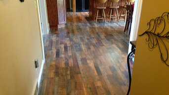 Mohawk Laminate Cottage Villa Barnhouse Oak