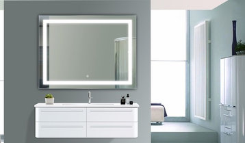 Mirrors and Medicine Cabinets With Free Shipping
