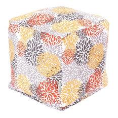 Citrus Blooms Small Cube
