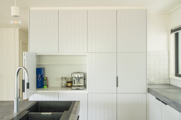 Beach Style  by Nosiva Custom Cabinetry