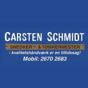 Tømrer- & Snedkervirksomhed Carsten Schmidt ApSs billede
