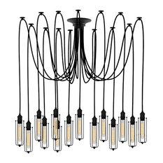 Industrial Ceiling Light Fixture