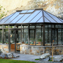 Greenhouse Gazebos An Ideabook By Gregory Huston
