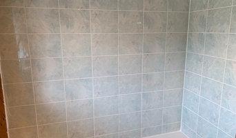 Livingston Shower, Waterproof & Tile.