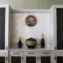 Capiz Shell Tile Wall Coverings