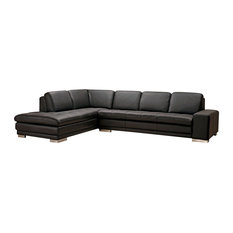Saveen Sectional Sofa, Facing Left Chaise