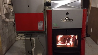 Wood and Propane Combination Furnace