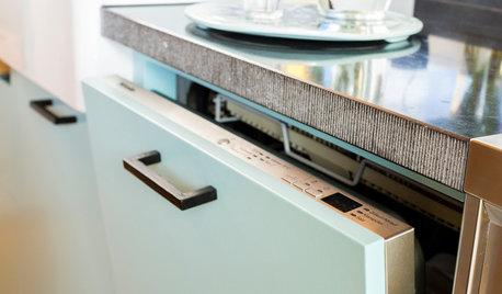 Spülmaschine und Co. – worauf wir im Haus nicht verzichten wollen