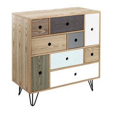 Hijo Decorative Storage Unit