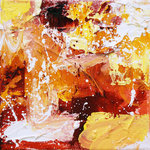 """Jill McLean Studios - Laying Out - """"Colors of Summer"""" collection"""