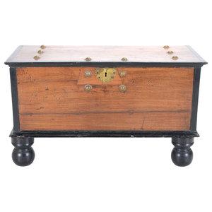 The Kalahari Steamer Trunk - Traditional - Decorative ...