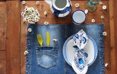 Da Gonna a Tovaglietta all'Americana in Jeans: Sai Come Fare?