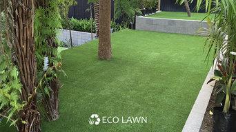 Residential Artificial Grass Installation