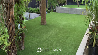 Residential Artificial Grass Installation