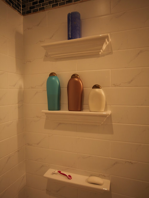 Delightful Bathroom Niche U0026 Shelf Store   Shower Caddies