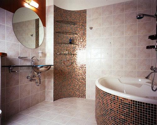Ремонт ванной в частном доме фото