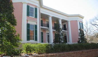 T.R.R. Cobb House interior / exterior surface restoration Athens, GA