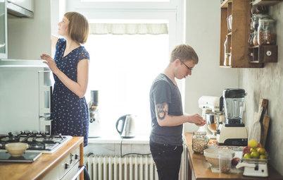 Houzzbesuch: Vintage meets Industrial im Zuhause zweier Foodies