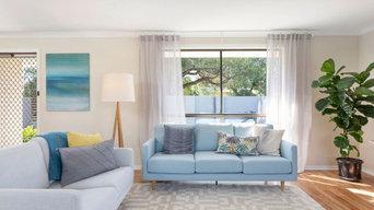 M & G's Living Room revamp