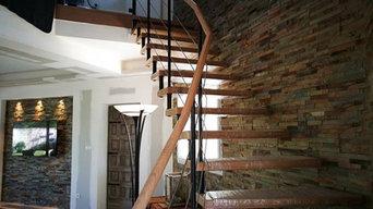 Projet d'aménagement pour l'entrée d'une belle demeure