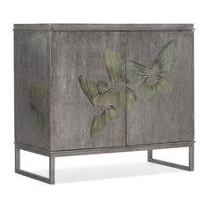 Hooker Furniture Living Room Two-Door Cabinet by Hooker Furniture